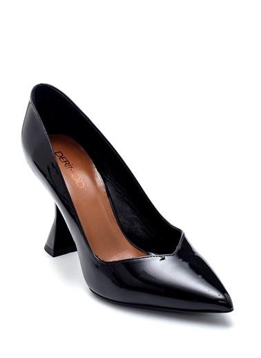 Derimod Kadın Stiletto (92408) Klasik Siyah